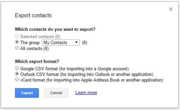 export-contacts-click-export